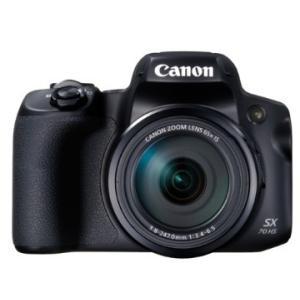 【送料無料】Canon・キヤノン PS-SX70HS 光学65倍ズームデジカメ EVFファインダー搭載 PowerShot SX70 HS【***特別価格***】|hit-market