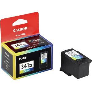 [Canon キヤノン] インクカートリッジ BC-341XL 三色カラー(大容量) インクタンク|hit-market