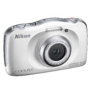 【送料無料】ニコン Nikon 防水 耐衝撃デジカメ クールピクス COOLPIX W150 WH ...