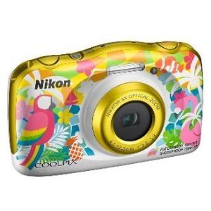 【送料無料】ニコン Nikon 防水 耐衝撃デジカメ クールピクス COOLPIX W150 RS ...