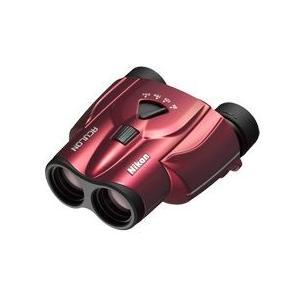 【送料無料】Nikon・ニコン 8〜24倍ズーム双眼鏡 アキュロンT11 8-24×25レッド