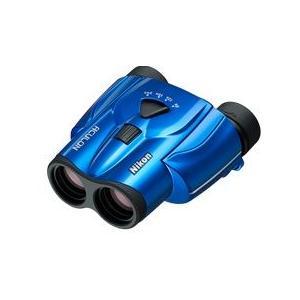 【送料無料】Nikon・ニコン 8〜24倍ズーム双眼鏡 アキュロンT11 8-24×25ブルー|hit-market