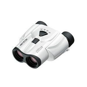 【送料無料】Nikon・ニコン 8〜24倍ズーム双眼鏡 アキュロンT11 8-24×25ホワイト