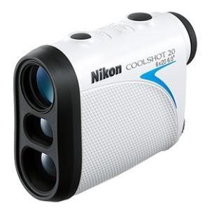 【送料無料】Nikon・ニコンゴルフ用レーザー距離計 COOLSHOT 20 【***特別価格***】