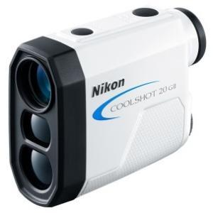 【送料無料】Nikon・ニコン 直線距離専用モデルゴルフ用レーザー距離計 クールショット COOLS...