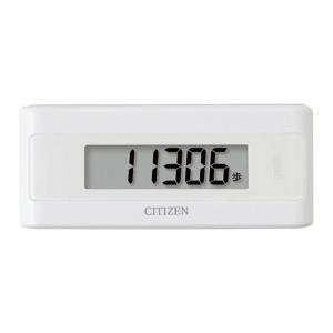 CITIZEN・シチズン 電子マネービューアー付き歩数計 TWTC501 ホワイト|hit-market
