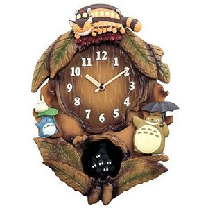 【送料無料】RHYTHM・リズム時計 からくり時計 トトロM837N [4MJ837MN06]|hit-market