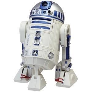 【送料無料】RHYTHM・リズム時計 スターウォーズ R2-D2 アクション・アラーム・クロック [8ZDA21BZ03]|hit-market