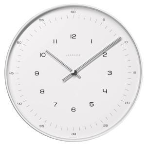 [送料無料] [ポイント3倍] JUNGHANS・ユンハンス [マックスビル・max bill] Clock 367 6047 00 hit-market