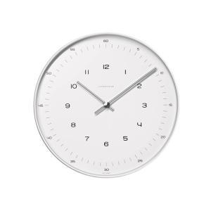 [送料無料] [ポイント3倍] JUNGHANS・ユンハンス [マックスビル・max bill] Clock 367 6048 00 hit-market