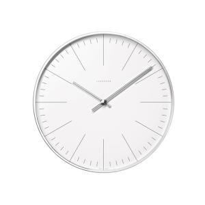 [送料無料] [ポイント3倍] JUNGHANS・ユンハンス [マックスビル・max bill] Clock 367 6049 00 hit-market
