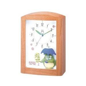 RHYTHM・リズム時計 となりのトトロ トトロR752N [4RM752MN06]|hit-market
