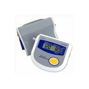 CITIZEN・シチズン ワンボタン操作大きく見やすい血圧計 上腕式 CH433B CH-433B|hit-market
