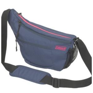 Coleman コールマン カメラなどもOK ショルダーバック CO-8701 ネイビー|hit-market