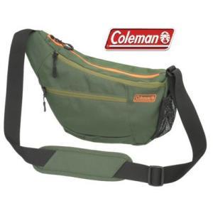 Coleman コールマン カメラなどもOK ショルダーバック CO-8702 グリーン|hit-market