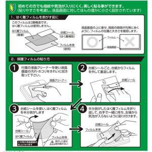 ハクバ RICOH WG-60 / WG-50 / WG-40 / WG-40W 専用 液晶保護フィルム 親水タイプ  DGFH-RWG60 hit-market 02