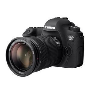 今ならSDHCカード8GB差し上げます【送料無料】Canon・キヤノン デジタル一眼レフカメラ EOS6D EF24-105 IS STM レンズキット|hit-market