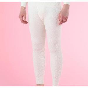 【送料無料】健繊(KENSEN) ひだまり 極 紳士用 ズボン下 Mサイズ KW951|hit-market
