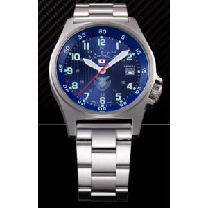 【送料無料】【日本製】【国内正規品】ケンテックス Kentex 腕時計 防衛省 JASDF JSDFスタンダードモデル 空自メタルバンド S455M-10|hit-market