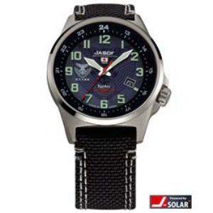 【送料無料】【日本製】【国内正規品】ケンテックス Kentex ソーラー腕時計 防衛省 自衛隊 腕時計 JASDF 航空自衛隊腕時計 S715M-02|hit-market