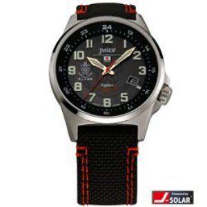 【送料無料】【日本製】【国内正規品】ケンテックス Kentex ソーラー腕時計 防衛省 自衛隊 腕時計 JMSDF 海上自衛隊腕時計 S715M-03 ブラック|hit-market