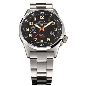 【送料無料】【日本製】【国内正規品】ケンテックス Kentex ソーラー腕時計 防衛省 自衛隊 腕時計 JMSDF 海上自衛隊腕時計 S715M-06|hit-market