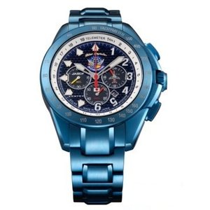 【送料無料】【国内正規品】ケンテックス Kentex ソーラー腕時計 防衛省 T-4 20th ANNIVERSARY ブルーインパルスSP S720M-02|hit-market