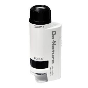 【送料無料】ケンコー・トキナー ドゥネイチャー 携帯型顕微鏡ズームマイクロスコープ STV-120M|hit-market