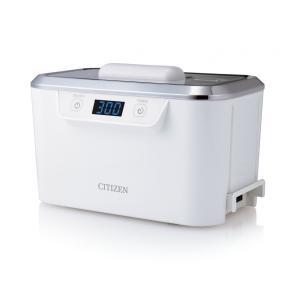 TVで紹介された優れもの!! 【送料無料】 CITIZEN・シチズン 2つの振動子で汚れを落とす 超音波洗浄器 SWT710|hit-market