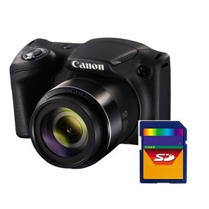 今ならSDカード8GB差し上げます【送料無料】Canon・キヤノン 光学45倍ズーム PowerShot SX430IS|hit-market