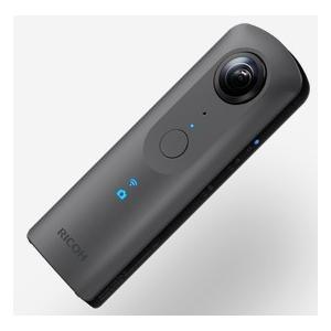 【送料無料】リコー RICOH 360度動画撮影や360度空間音声記録に対応したデジタルカメラ TH...