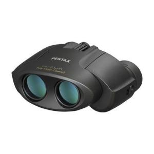 【送料無料】PENTAXリコー双眼鏡 Uシリーズ 双眼鏡 タンクロー UP 10x21 ブラック  (ケース・ストラップ付)|hit-market