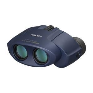 【送料無料】PENTAXリコー双眼鏡 Uシリーズ 双眼鏡 タンクロー UP 10x21 ネイビー  (ケース・ストラップ付)|hit-market