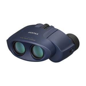 【送料無料】PENTAXリコー双眼鏡 Uシリーズ 双眼鏡 タンクロー UP 8x21 ネイビー (ケース・ストラップ付)|hit-market