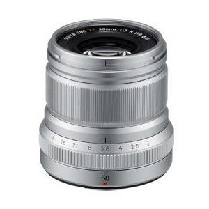 ■商品特徴 ポートレート撮影やスナップ撮影に最適な中望遠レンズ「フジノンレンズ XF50mmF2 R...