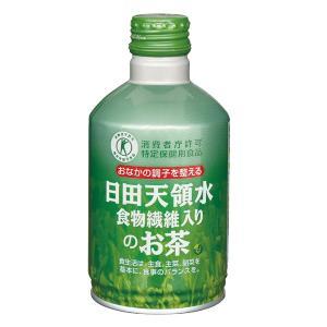 日田天領水食物繊維入りのお茶(300g×24本入り)