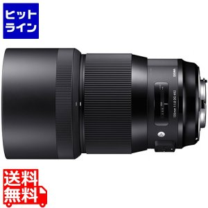 135MM F1.8DG HSM ART ソニーE