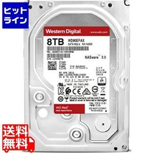 Western Digital WD80EFAX [8TB SATA600 5400]  メモリカー...