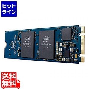 SSD 800pシリーズ 58 GB M.2 80 mm PCIe* 3.0 3D Xpoint Retail Box SSDPEK1W060GA01