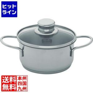 スナッキーシリーズ キャセロール14cm クックスター サーミックベース 3層 ソース作り スープ作り 下ごしらえ 008-126-14-000の商品画像|ナビ