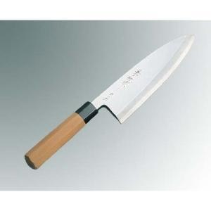 兼松作 銀三鋼 出刃庖丁 16.5cm