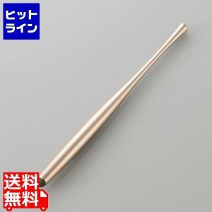 スマートフォン用タッチペン/低重心/導電繊維タイプ/AL.STYLUS/ゴールド P-TPATCF0...