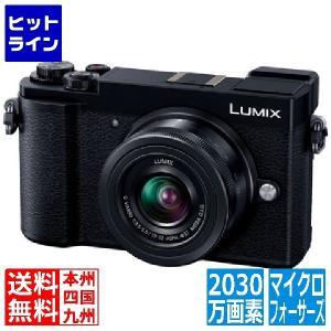 デジタル一眼カメラ LUMIX GX7 Mark III 標準ズームレンズキット (ブラック) DC...