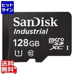 サンディスク ( SANDISK ) SDSDQAF3-128G-I