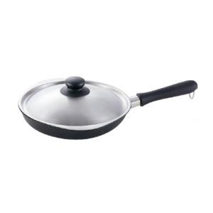 柳宗理 マグマプレート 鉄 フライパン(蓋付)22cm ※ IH対応 (100V/200V) ガス対...