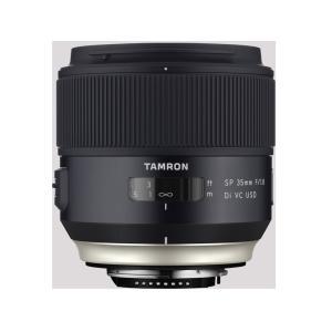 単焦点レンズ SP35mm F1.8 Di VC キヤノン用 フルサイズ対応 F012E SP35/...
