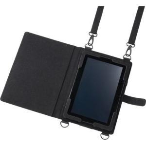 90cdbcfb05 ショルダーベルト付き10.1型タブレットPCケース PDA-TAB4 ...