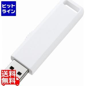USB2.0メモリ 1GB ホワイト UFD-SL1GWN