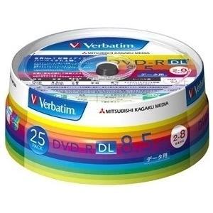 Verbatim製 データ用DVD-R DL ...の関連商品4