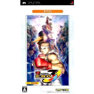 PSP カプコレ ストリートファイターZERO3 ダブルアッパー【中古】